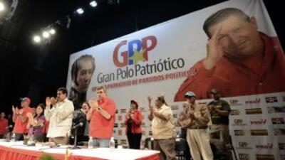 El presidente encargado de Venezuela, Nicolás Maduro.