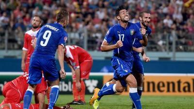Graziano Pellé hizo el solitario tanto del partido.
