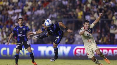 En fotos: Querétaro rescató el empate ante un América que no supo ganar