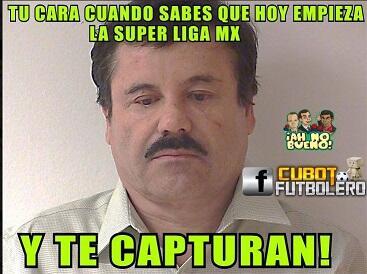 La Liga MX volvió a la actividad con el Clausura 2016 y los memes...