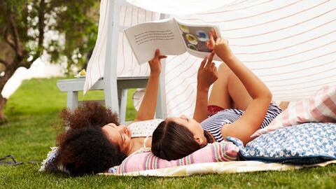 Grandes ideas para el verano: Qué hacer cuando mamá y papá no nos pueden...