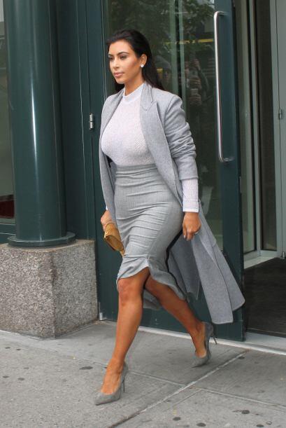 """Gracias Kim Kardashian por tener tu copia de True Love"", fue lo qu..."