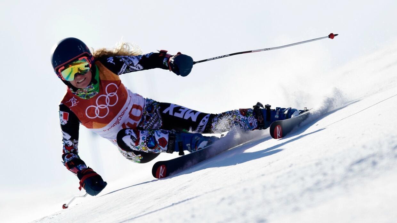Sarah Schleper es la seleccionada olímpica mexicana con mayor experienci...