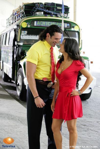 "En el 2007, Mayrín Villanueva se encargó de protagonizar ""Yo amo a Juan..."
