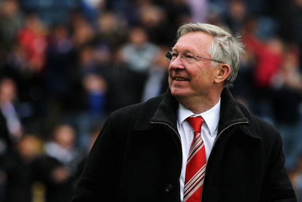 Ferguson sigue sumando logros a su apasionante carrera como DT