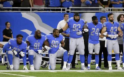 Protestas NFL