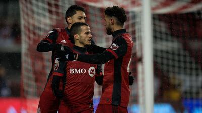 En fotos: Toronto complicó al América con 3-1 en la Concacaf Liga de Campeones