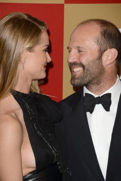 Se dice que entre este par hubo un romance mientras trabajaron juntos,...