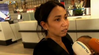 Mujer dice que se salvó de morir en el vuelo MH17