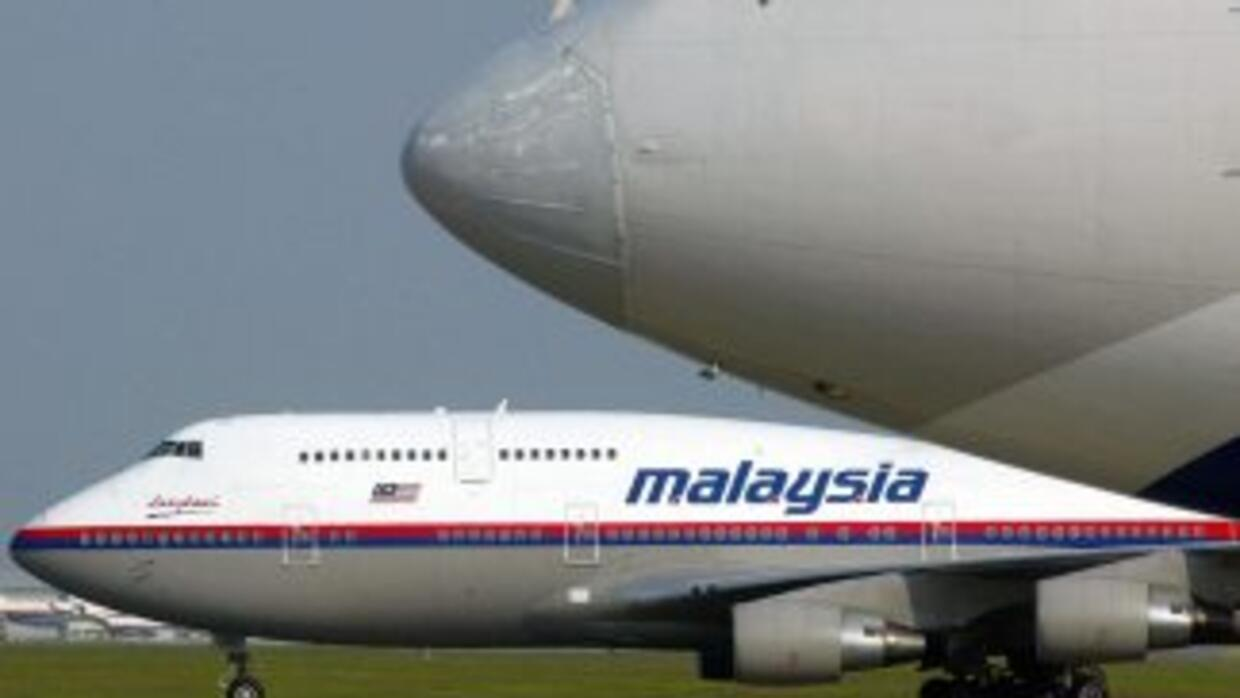 Malaysia Airlines.