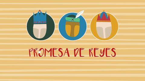 La campaña Promesa de Reyes quiere llevarle alegría a los...