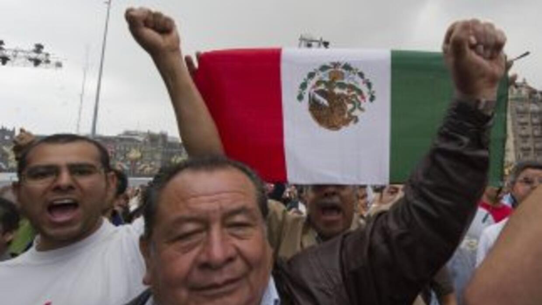 Los mexicanos hablaron de sus candidatos y partidos favoritos, de los gr...