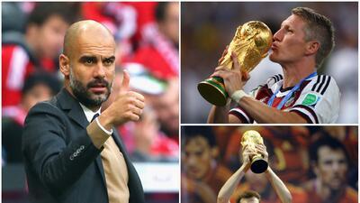 ¿El campeón del Mundial pasa por la mano de Guardiola?