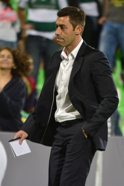 Pedro Caixinha tiene a los 'guerreros' como líderes de la Copa Libertado...
