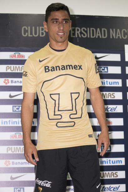 En el ataque de Pumas estará el delantero uruguayo Jonathan Ramis, quien...
