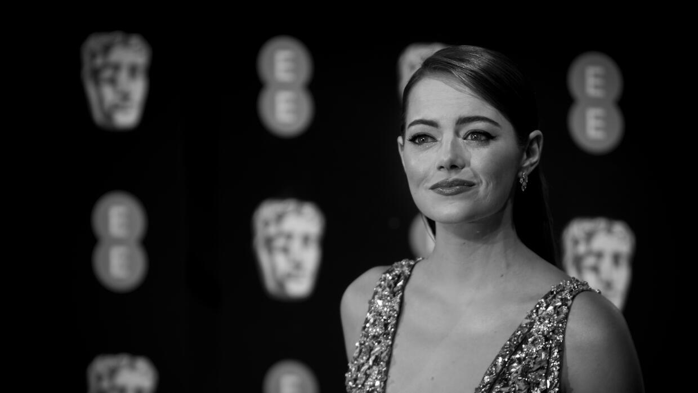 La protagonista de 'La La Land' en los premios BAFTa