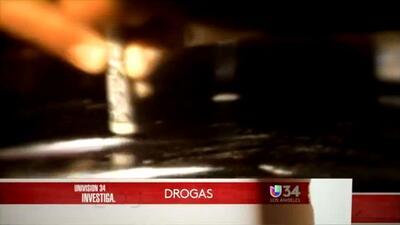 Drogas - Serie Especial de Noticias 34