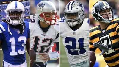 Top 10 Figuras de la Semana 5 en la NFL