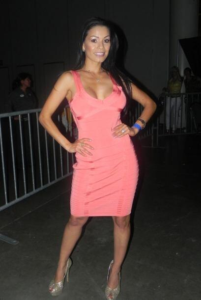 La guapa barbie mexicana arrasó con este modelo.
