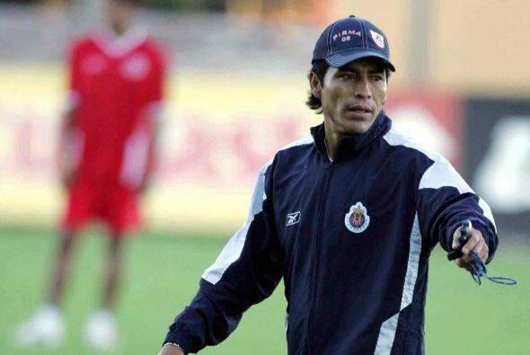 Tras la salida de Westerhoff llegó Benjamín Galindo al club en el 2004,...