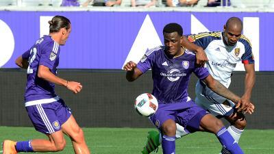 Larin le sirve el gol a Winter; Orlando igualó 2-2.