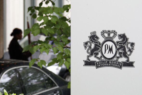 """PHILIP MORRIS  """"  Situación: La tabaquera que comercializa marcas como M..."""