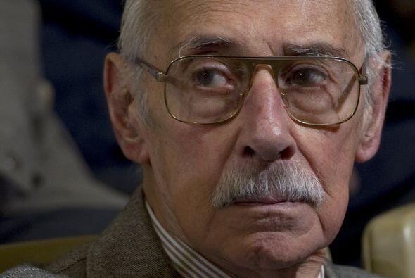 Julio 5- La justicia argentina condena al general Jorge Videla a 50 a&nt...