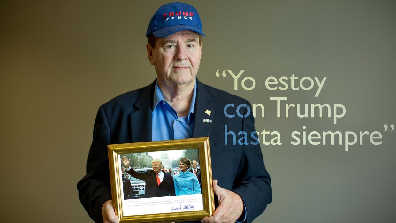 Frank de Varona es un veterano de la invasión de Bahía Cochinos.