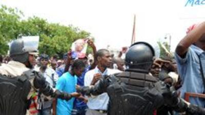 Temen ola de violencia en Haití ante las madas condiciones de vida tras...