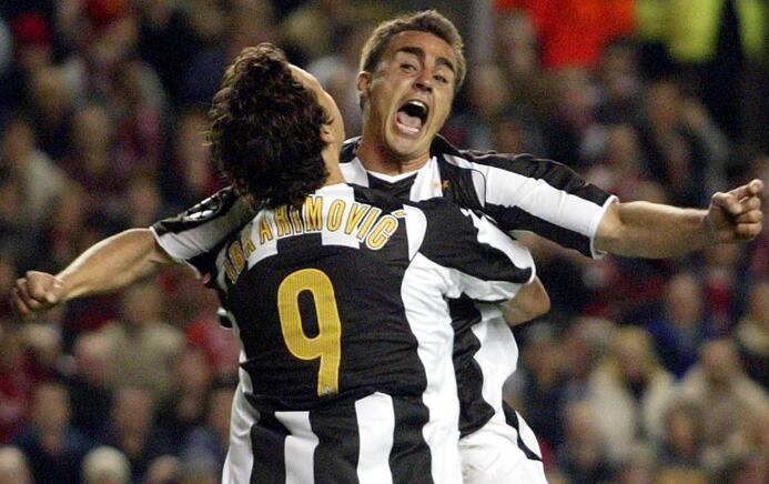 Buffon y los súper cracks que jamás ganaron la Champions League AP_05040...