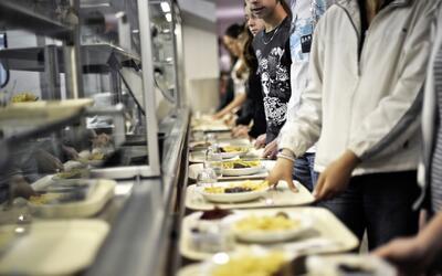 'Chicago en un Minuto': comenzó la entrega de almuerzos gratis para meno...