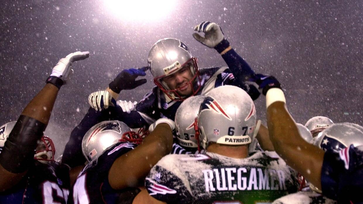 NEW ENGLAND PATRIOTS 2002
