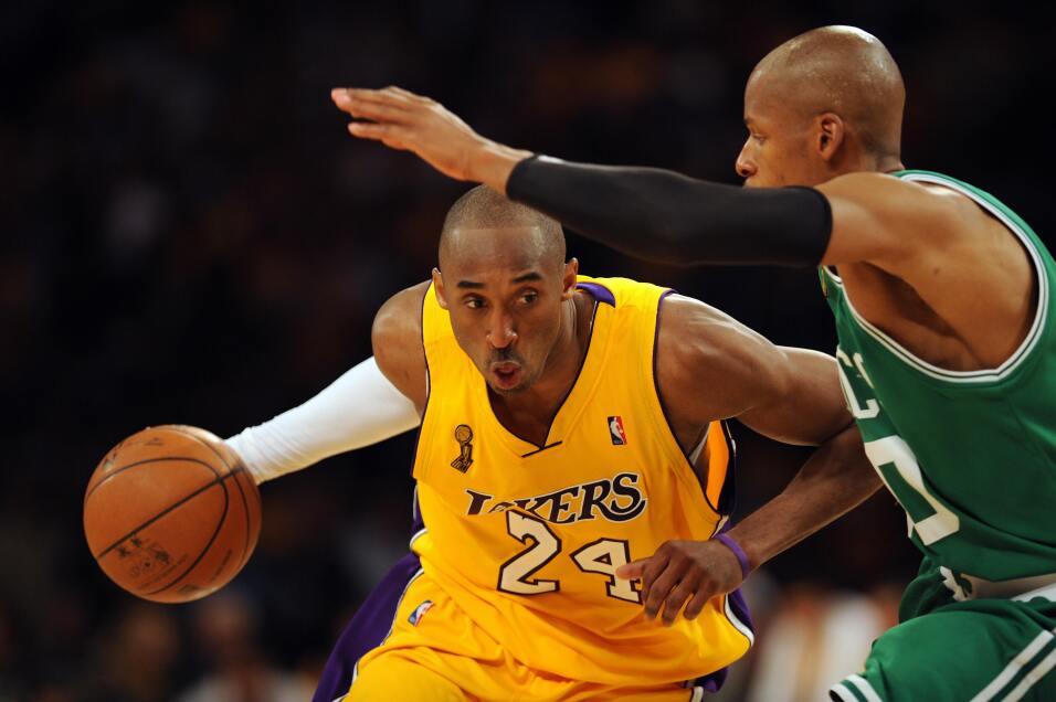 Kobe ha jugado 18 veces en el encuentro All-Stars de la NBA.