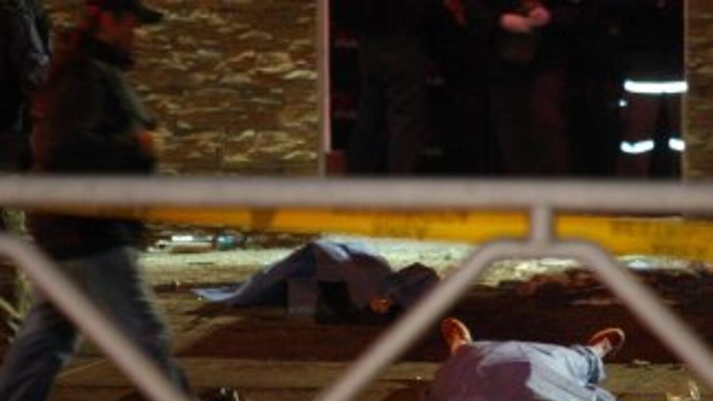 Al menos 15 personas perdieron la vida a consecuencia de enfrentamientos...