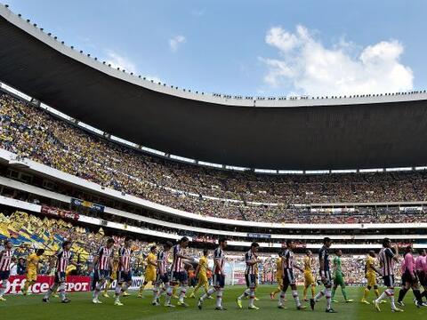 América y Chivas disputan un clásico más del f&uacu...