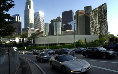 Los Ángeles ya es considerada la ciudad más congestionada del mundo