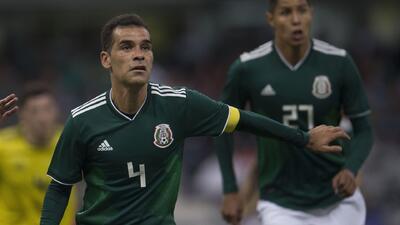 'Rafa' Márquez destacó el que nadie haya salido lesionado del partido contra Escocia