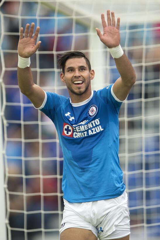 Cruz Azul deja ir la victoria en los últimos minutos ante Morelia  Jorge...