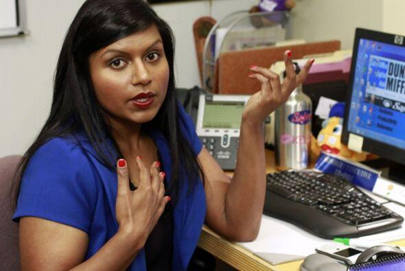 "Mindy Kaling de ""The Office"" - $6.5 millones"