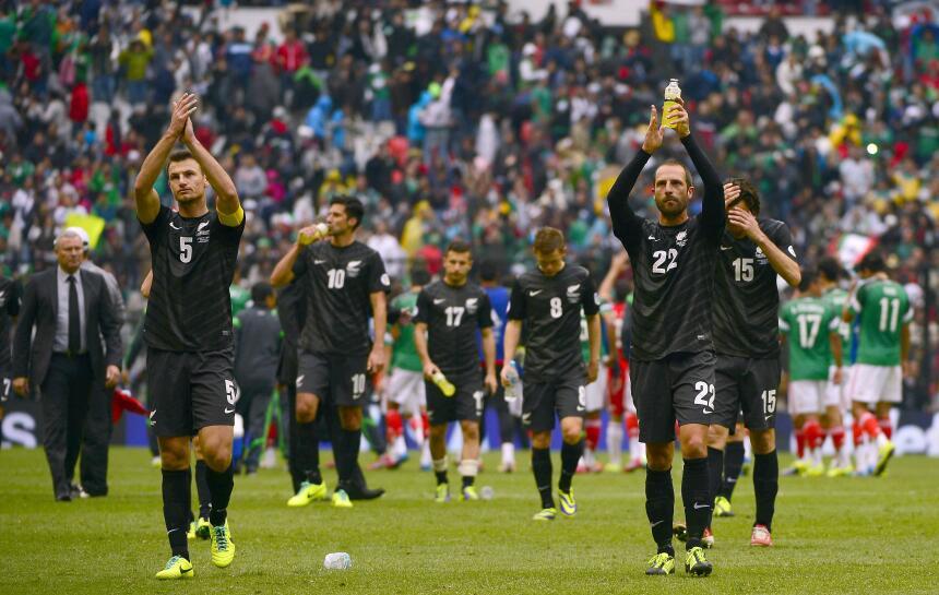Quién sí y quién no; la suerte de la Concacaf  en los repechajes mundial...
