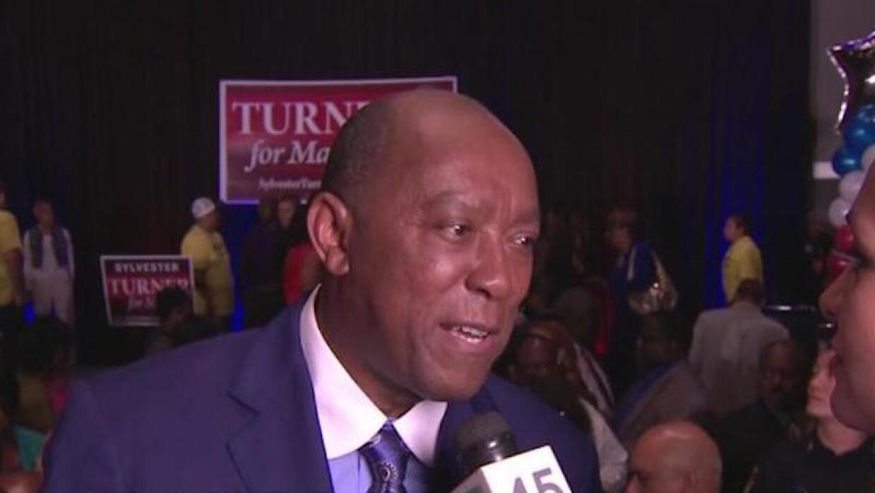 Sylvester Turner, alcalde electo de Houston