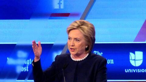 Debate Demócrata GettyImages-Hillary-Miami.jpg