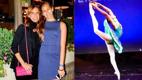 Lili Estefan y su hija