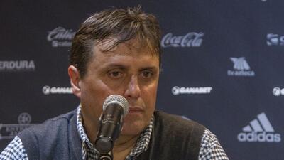 Guillermo Hoyos recibió la derrota contra Xolos como una adversidad que los motiva para crecer