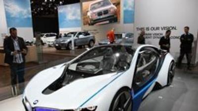 ¿Dónde y cuándo?: Detalles del L.A. Auto Show de 2012 en Los Angeles e87...
