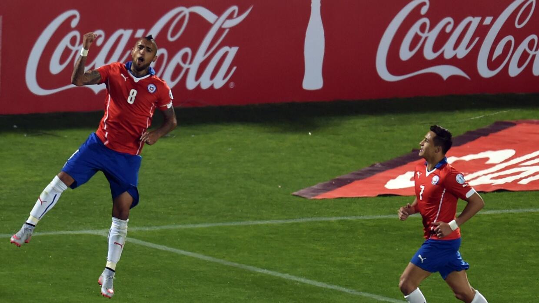 Chile sumó sus tres primeras unidades.