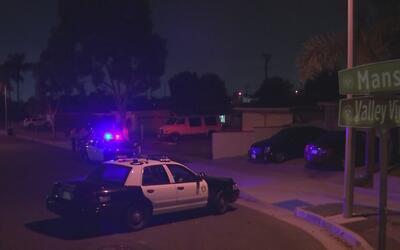 Un conductor muere luego de ser baleado y chocar contra una casa en La M...