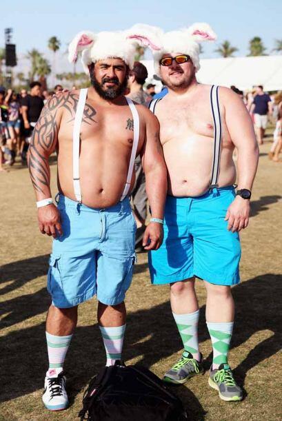 El festival de Coachella cerró su edición 2014 con los más divertidos es...
