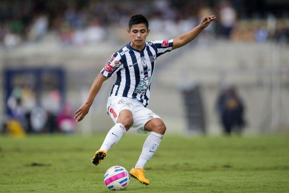 Dieter Villalpando, el delantero recién llegado a Tigres ha demostrado s...