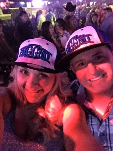 Radioescuchas del show nos enviaron fotos de gorra y sombrero.